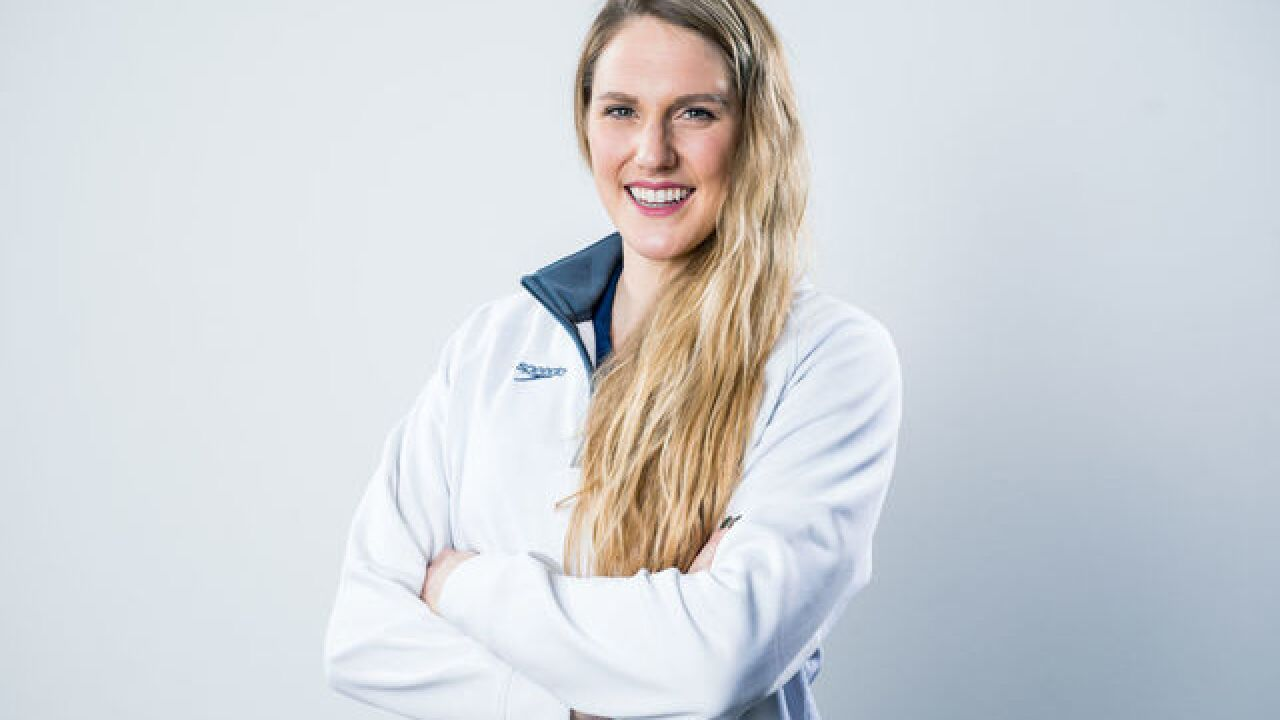 Five-time gold medalist Missy Franklin opens up about depression