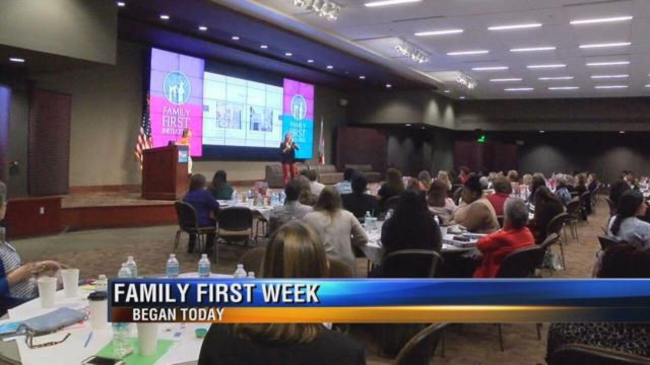 Mayor Andrew Gillum's Family First Week Kicks Off