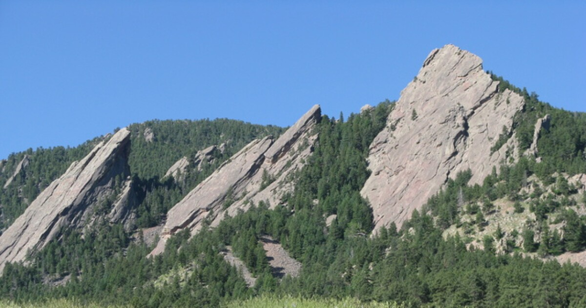 Climber dies after fall from Second Flatiron in Boulder County