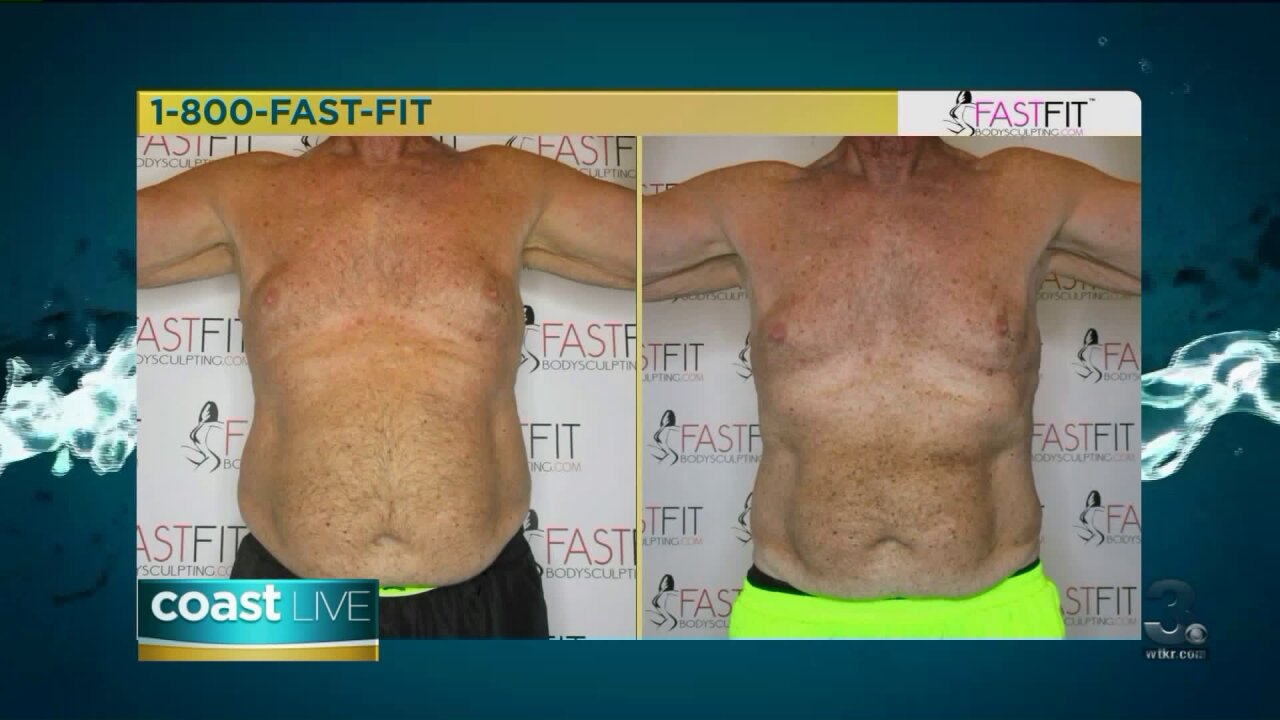 A new technology that helps get rid of stubborn fat on Coast Live