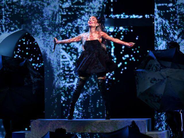 Ariana Grande-Milwaukee concert-Fiserv Forum-July 5