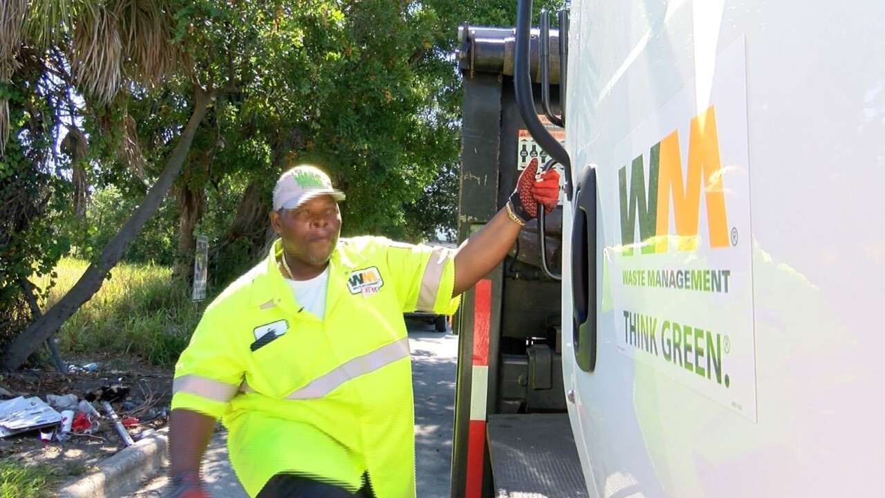 Palm Beach County Waste Management driver Joe Simmons on May 21, 2021.jpg