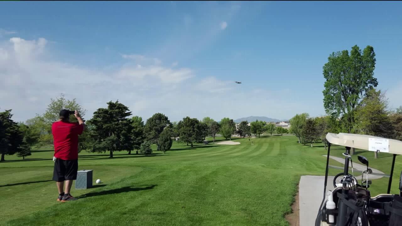 2018 Veterans GolfSocial