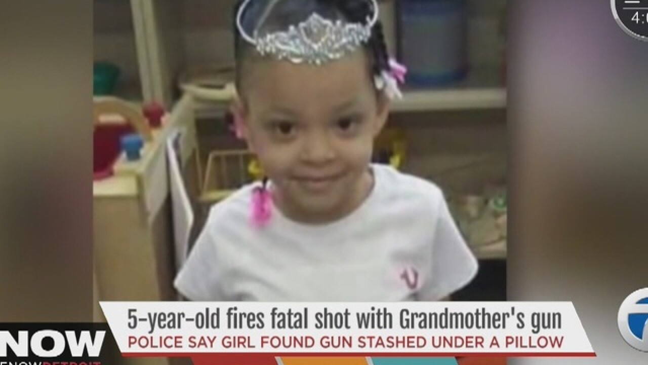 BREAKING: Child dies after finding grandma's gun