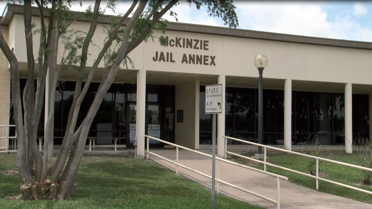 Plan in place for treating McKinzie Jail Annex outbreak