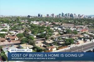 Affordable housing in Arizona is scarce