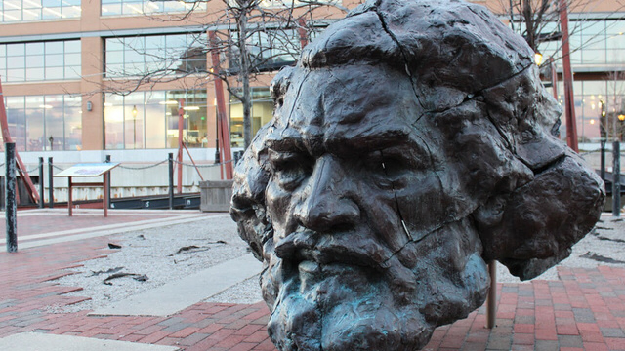 PHOTOS: African American landmarks in Baltimore