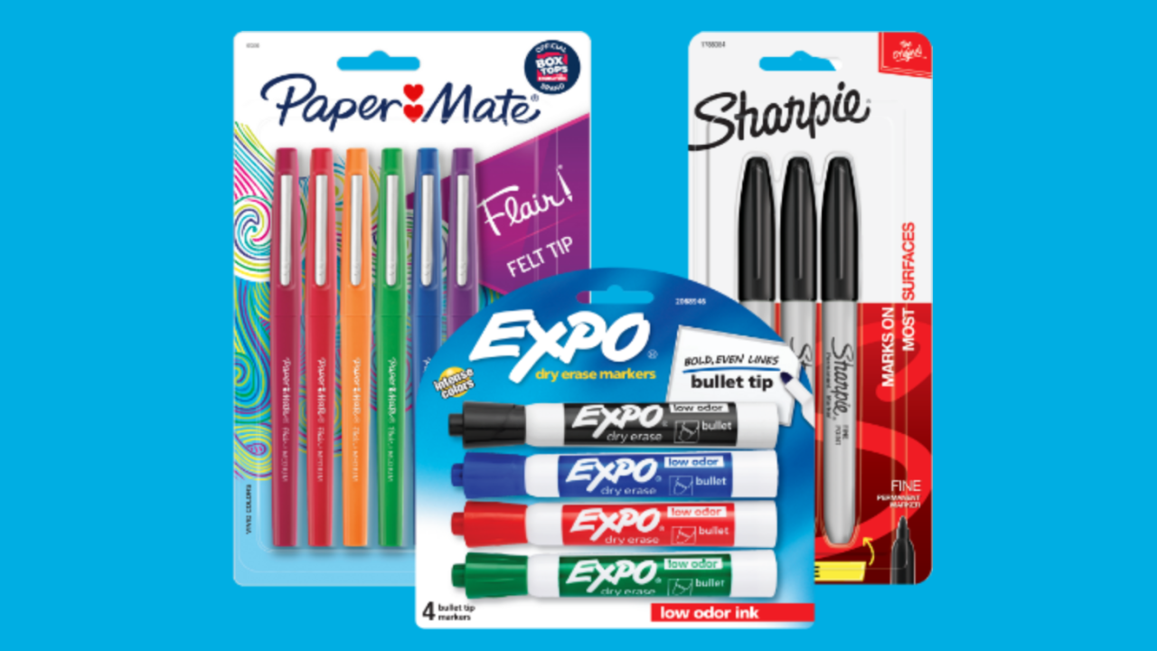 Teachers can get free school supplies from Paper Mate