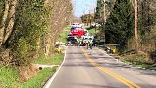 Tate Twp crash