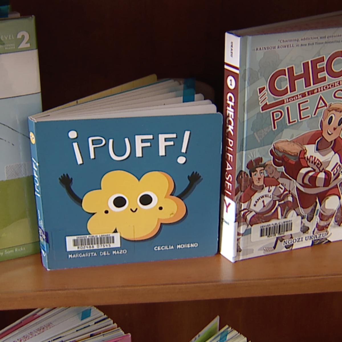 Denver Public Library Releases List Of Best & Brightest