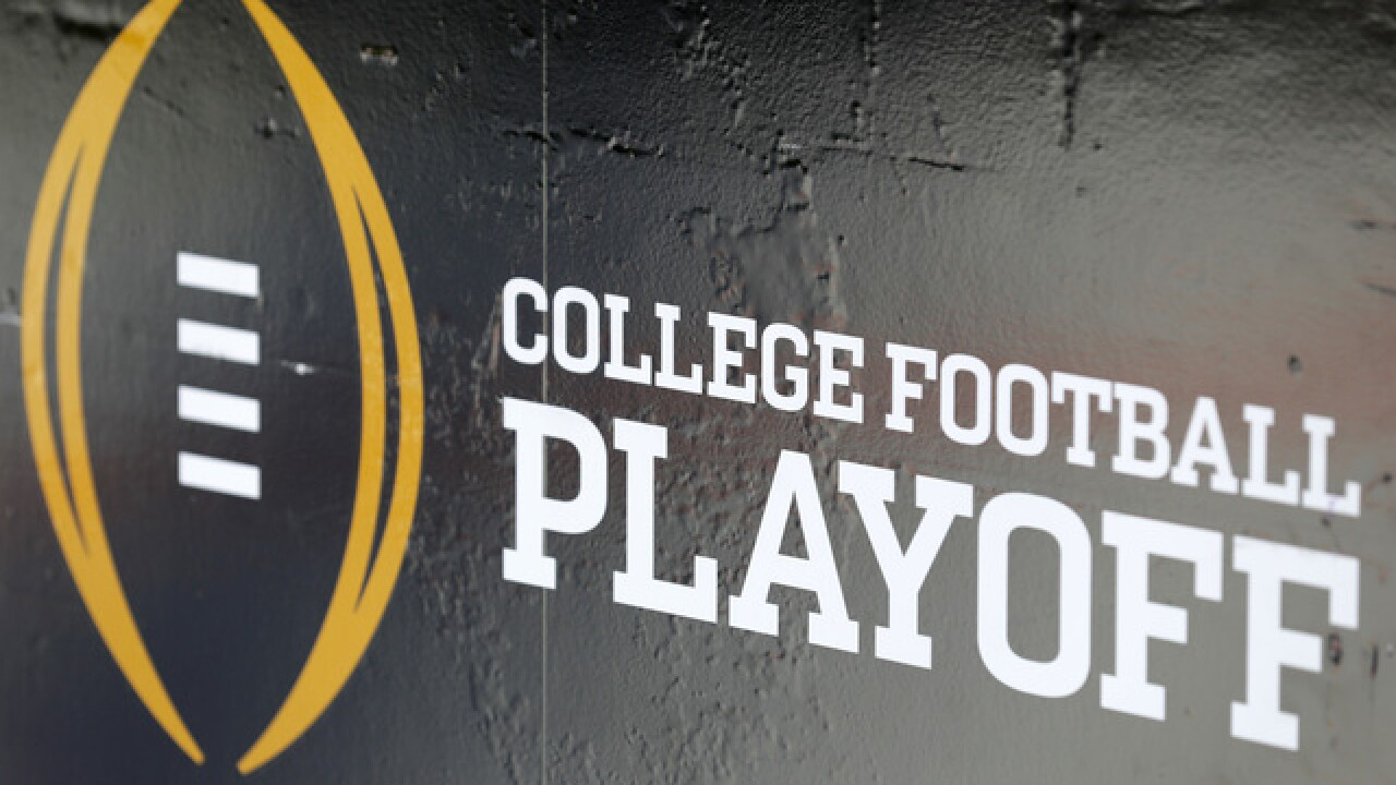 College Football Playoff agrees to bowl games through 2026