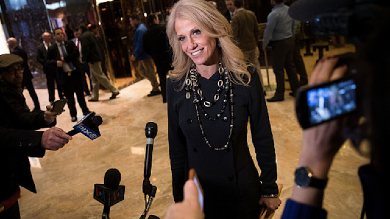 Kellyanne Conway on Roy Moore: 'We want the votes' for tax bill