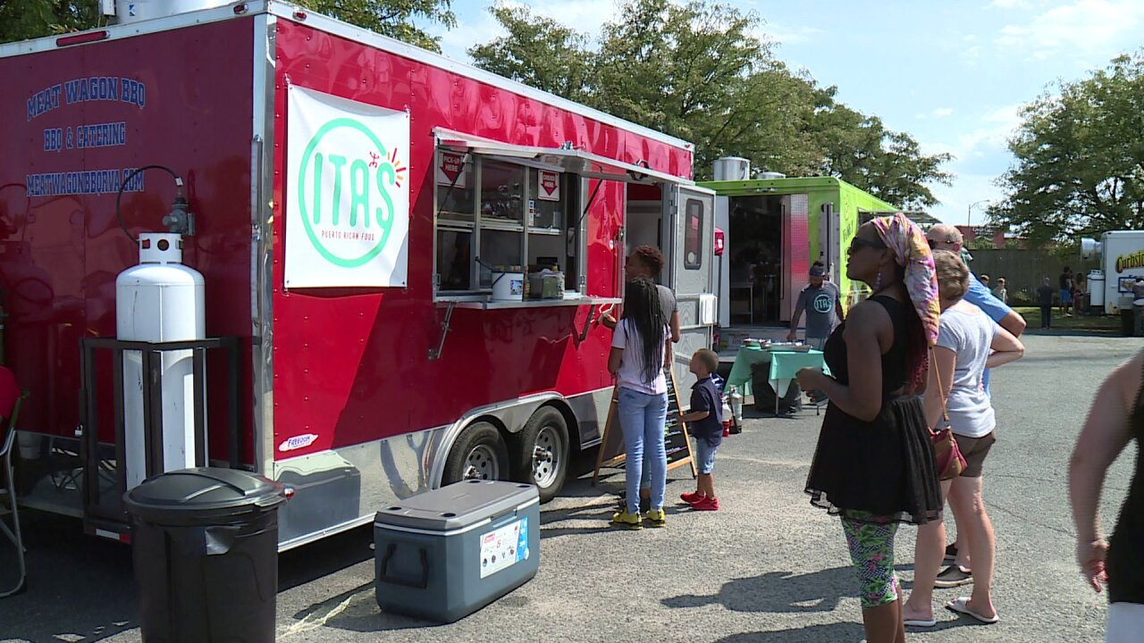 'Outpouring of support' helps family who lost food truck business in I-64crash