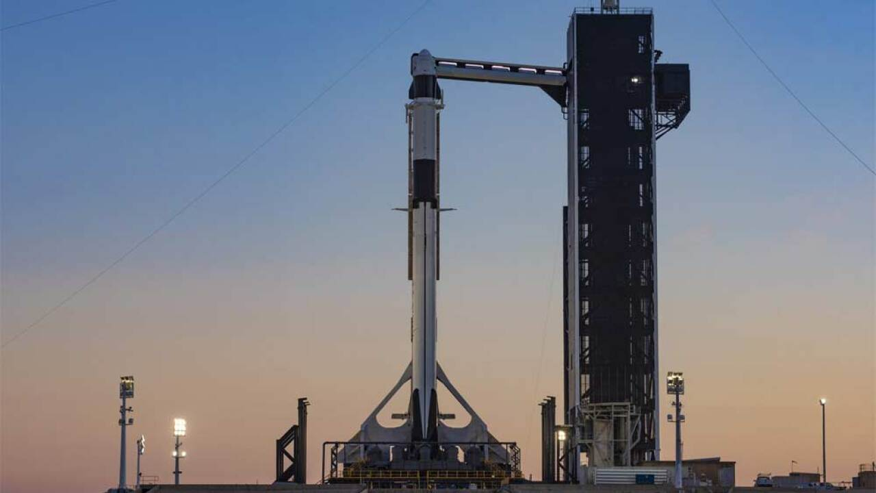 WATCH LIVE: SpaceX attempts to launch Nickelodeon slime