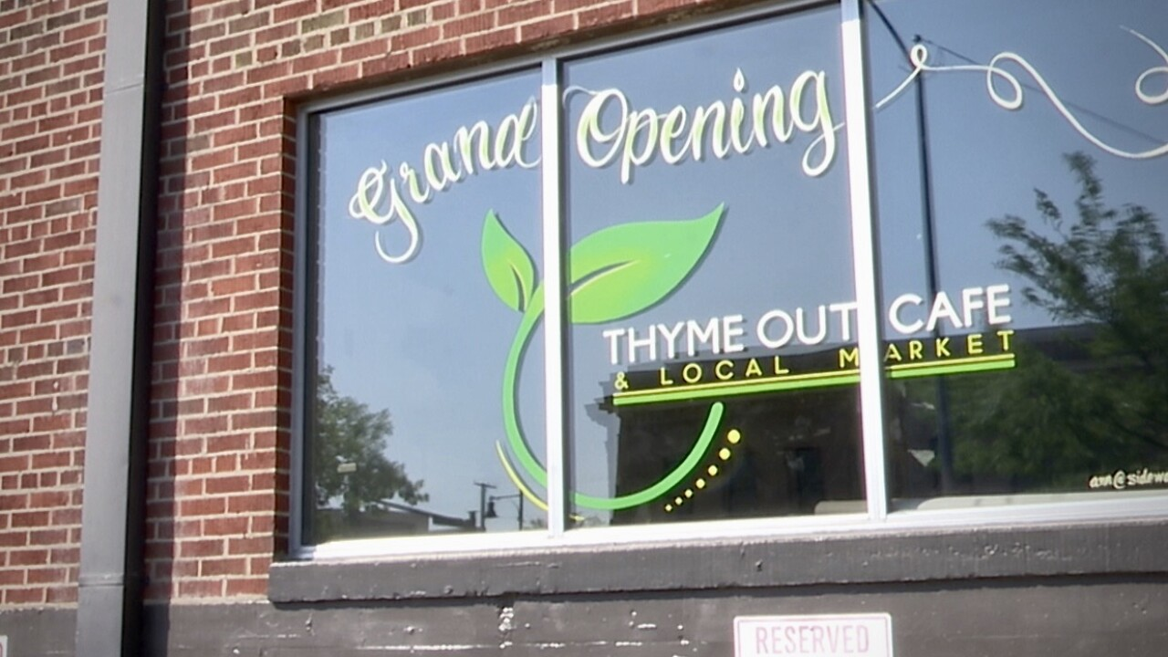 Thyme Out Cafe and Local Market open for business in Missoula