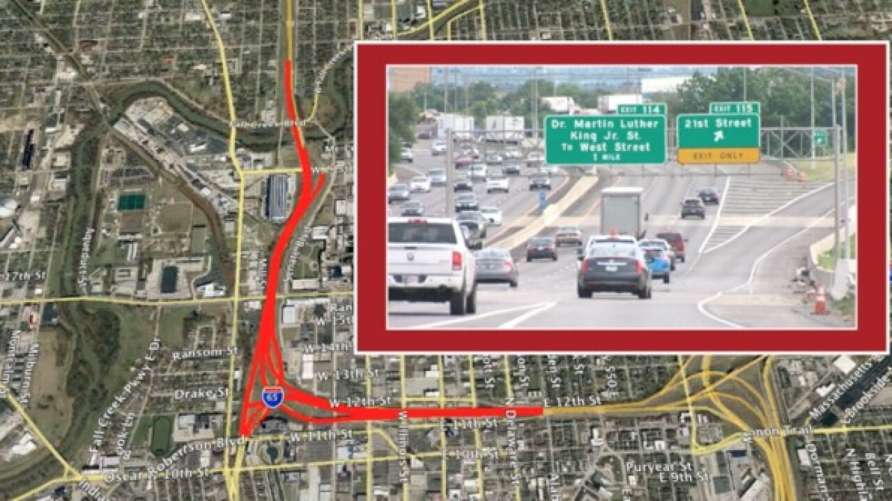 INDOT's findings from week 1 of I-65 closure