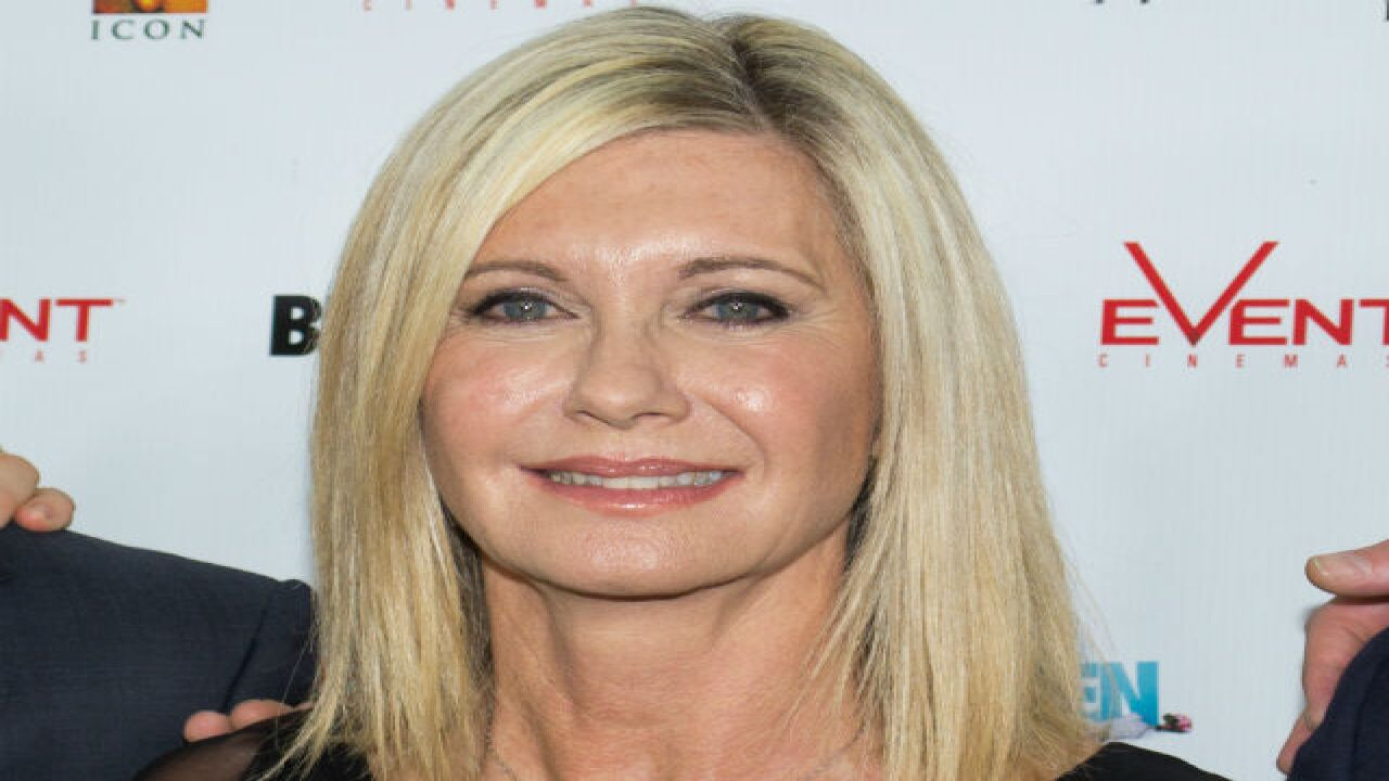 Olivia Newton-John cancels June tour after breast cancer diagnosis