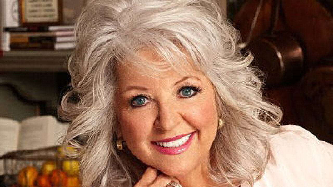 Orders for Paula Deen cookbook surge