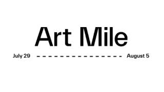 Art Mile Detroit logo