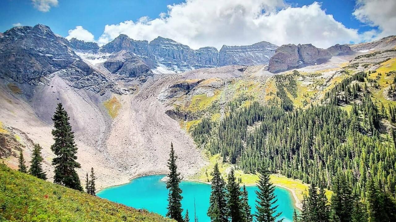 Lower Blue Lake Ridgway Michael Randol.jpg