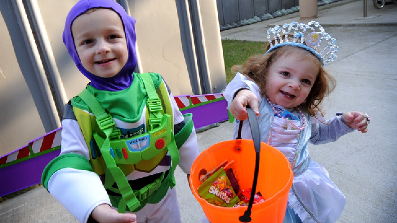 Virginia town's law: Trick-or-treaters must be under 12 or be subject to arrest