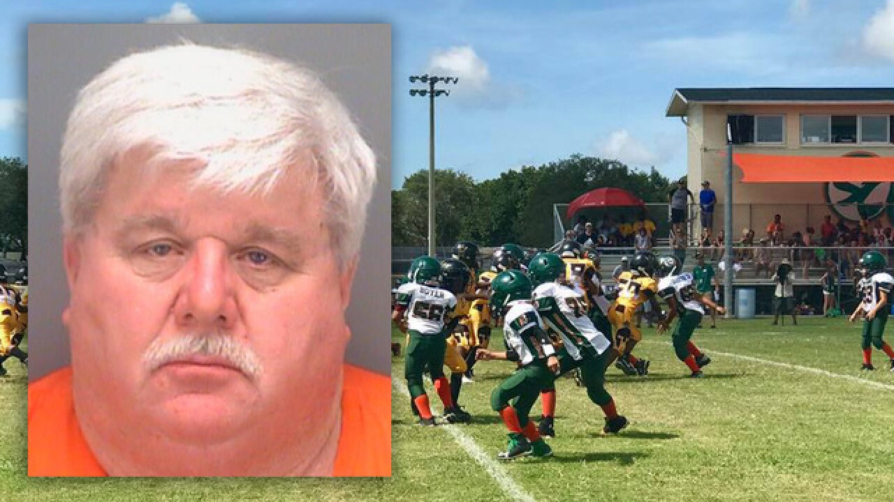 Former youth football president stole thousands
