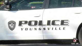 Youngsville police investigating armed robbery