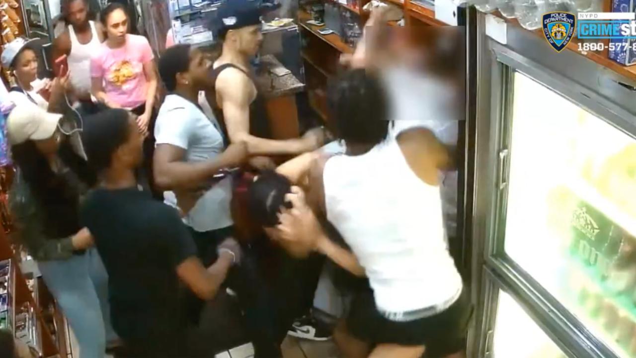 Washington Heights assault