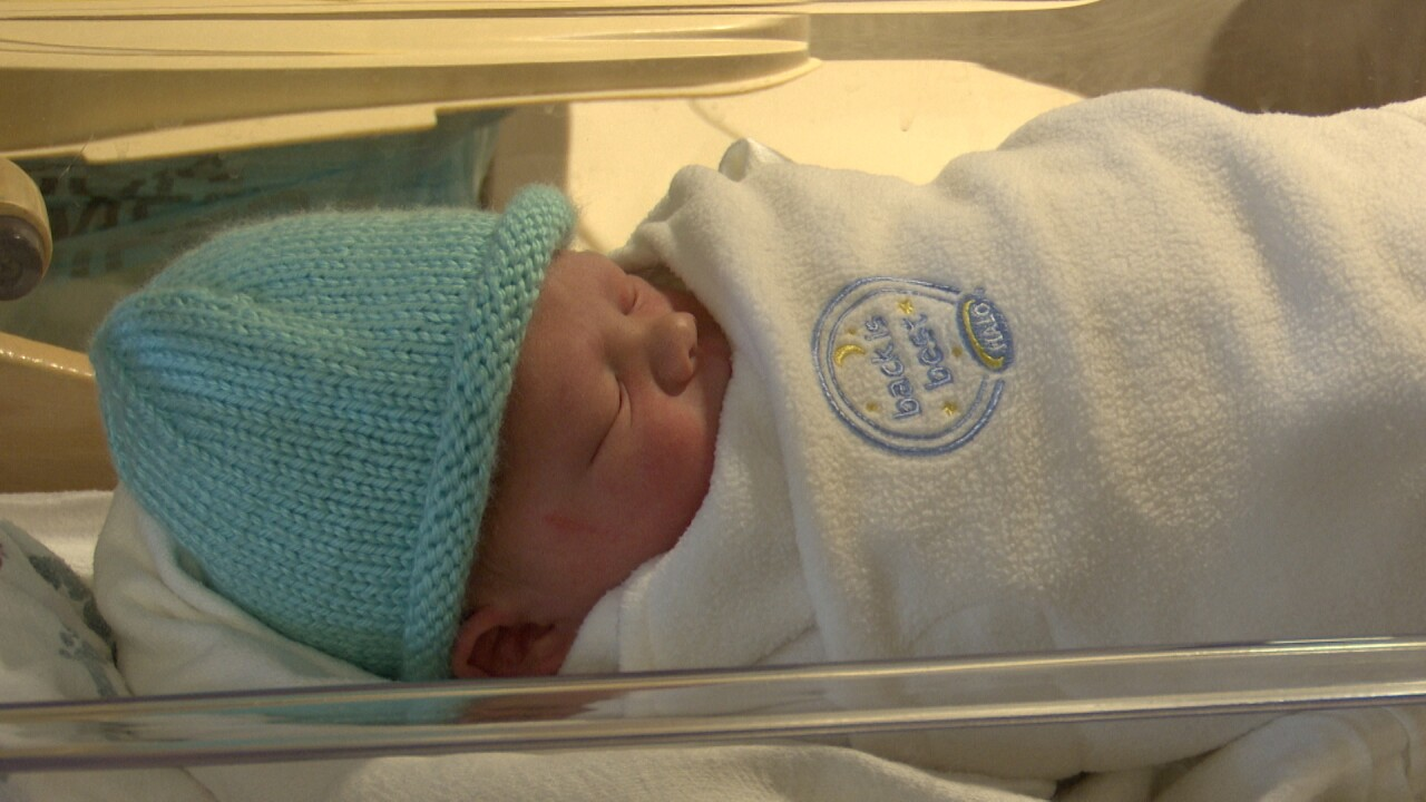 Helena First Baby 1