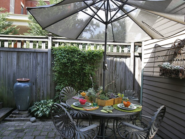 Home Tour: Check out this Newport Queen Anne's 'secret' garden