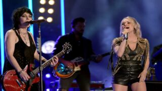 Watch Carrie Underwood And Joan Jett Perform The Ultimate Country-rock Duet At CMA Fest