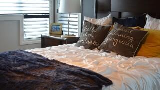 Apartment room