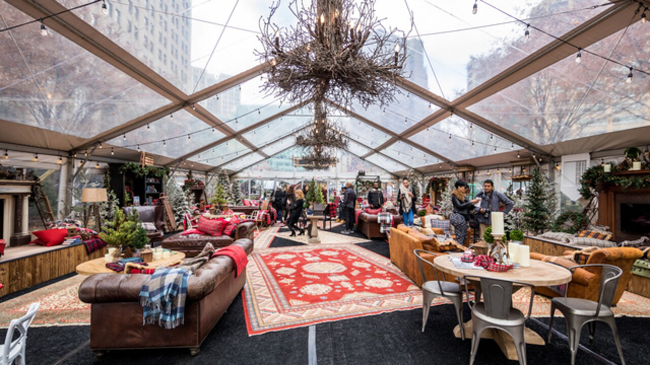 Detroit Christmas Market 2020 2018 Downtown Detroit Market opens for holiday season