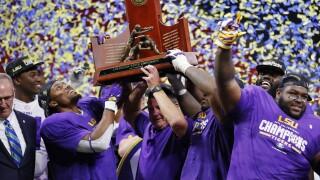 SEC Championship - Georgia v LSU