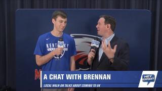 Brennan Canada INTERVIEW!!!