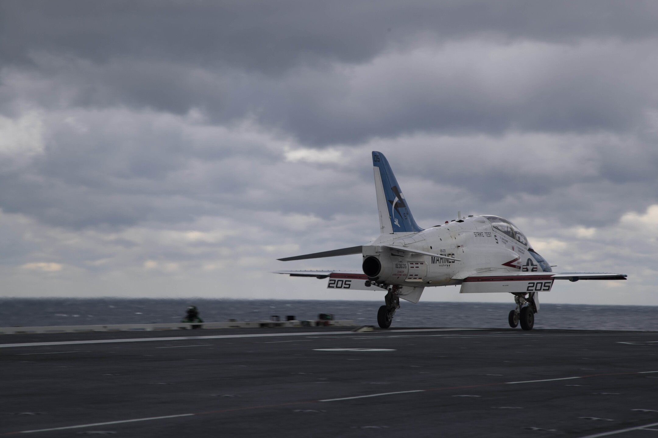 Photos: Flight testing begins at sea on USS Gerald R. Ford