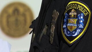 San Diego detectives investigating death of man in police custody