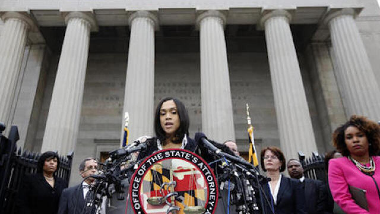 Defense rests in Freddie Gray-officer trial