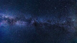 Milky Way Stars Sky Stargazing