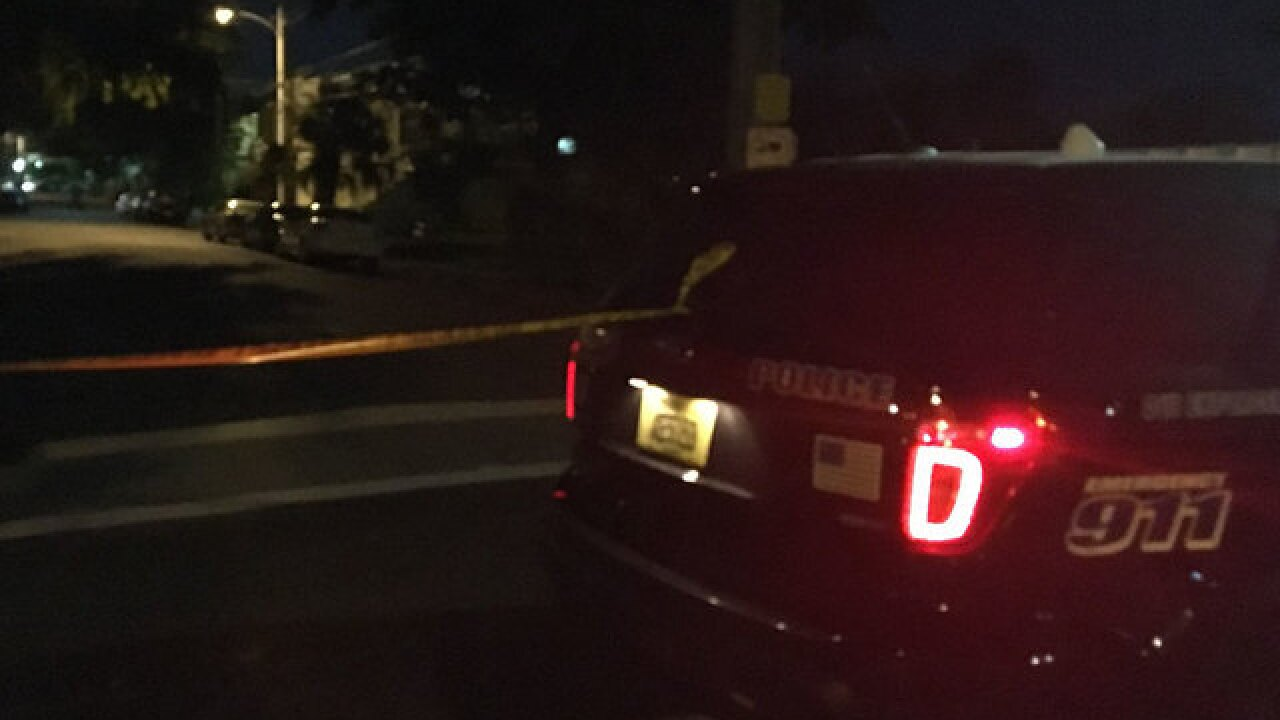 Shooting investigated at 2 locations overnight in West Palm Beach