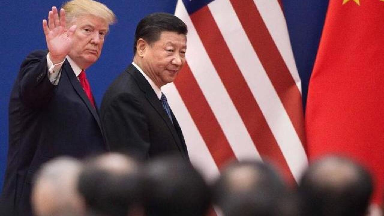 China is temporarily slashing tariffs on US auto imports