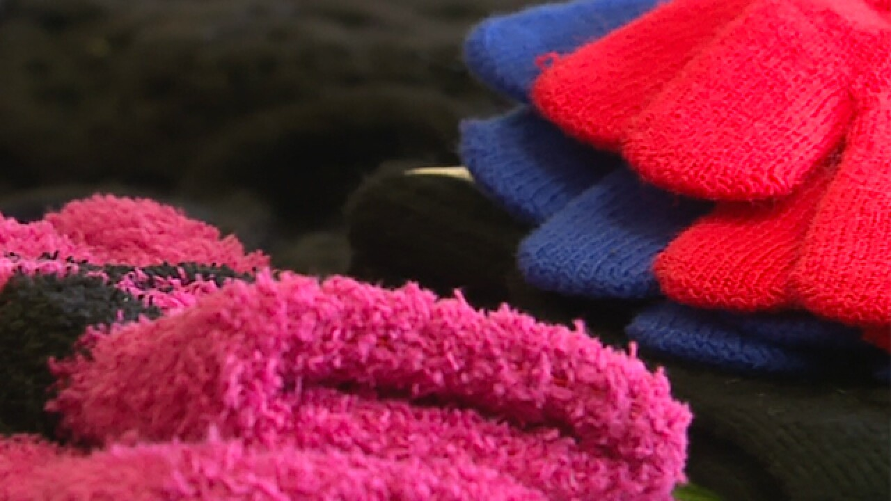 Wadsworth businesses team up to keep kids warm throughout winter with free items