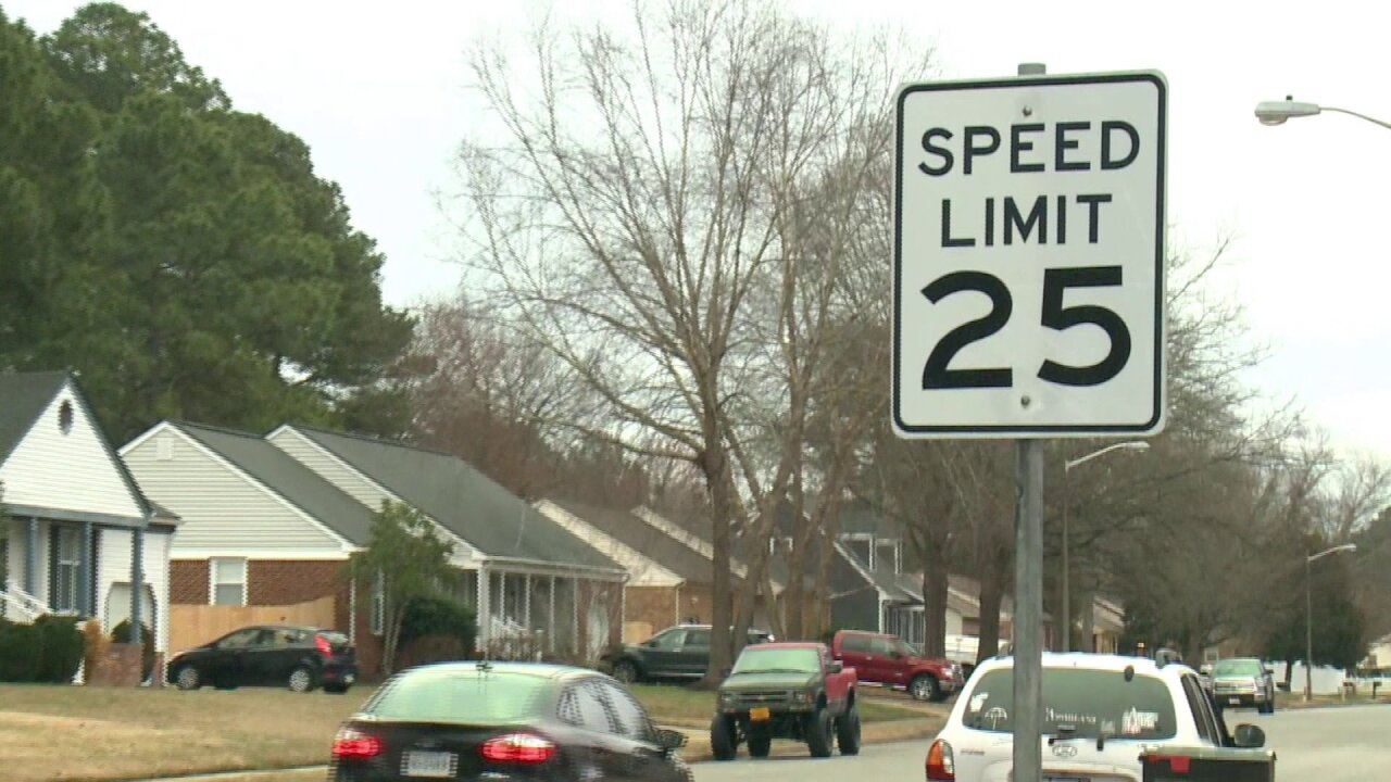 Aggressive drivers spotted in Chesapeake neighborhoods
