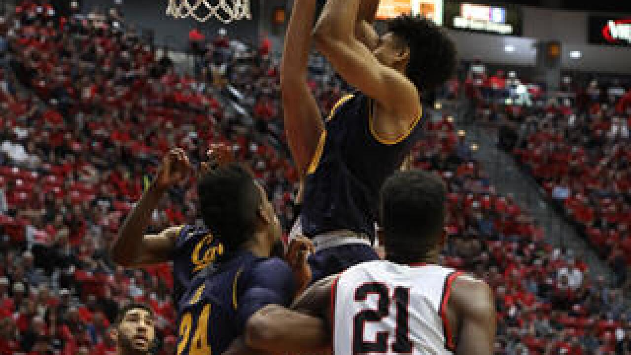 SDSU defeated by Cal, 63-62, after late game heroics fall short