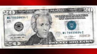 counterfeit money in Duson.jpg