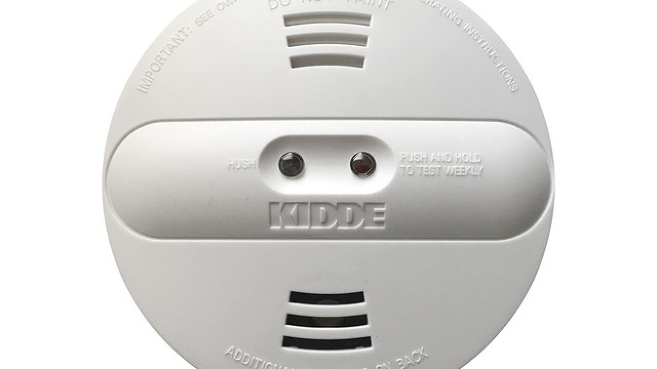 More than 450,000 smoke alarms recalled due to risk of failure