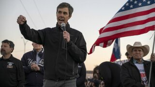Beto O'Rourke says his Vanity Fair campaign rollout was a mistake