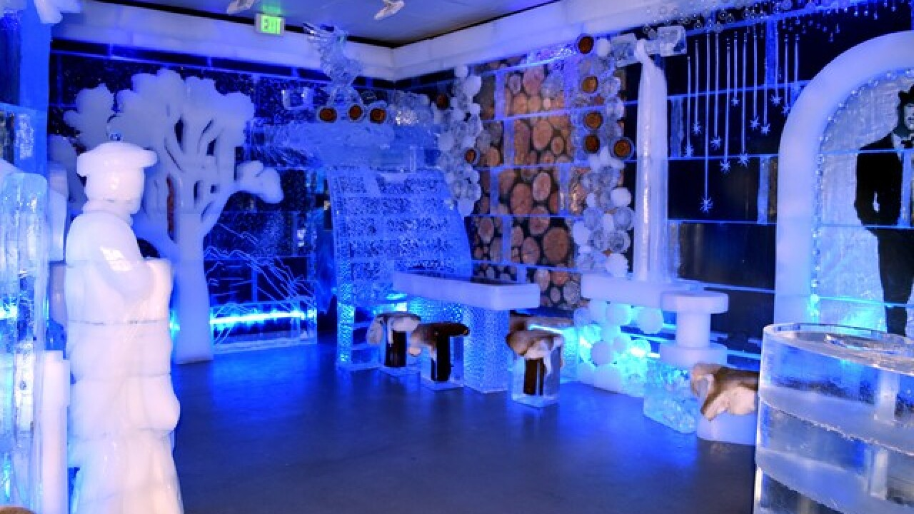 Free admission for first 50 people during grand opening for new Minus5 Ice Experience