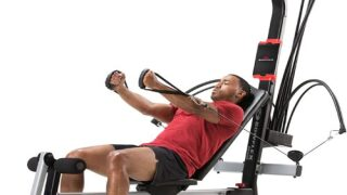 This Bowflex Gives You A Home Gym Without Eating Up Too Much Space