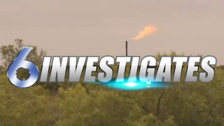6 Investigates follow-up: FrackingChoke Canyon generates millions for the city